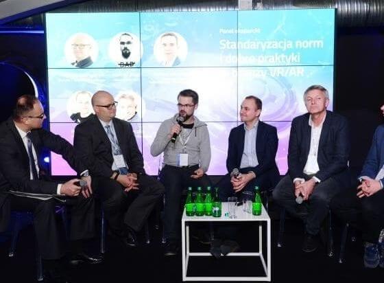 Rzeczpospolita podsumowuje VR Tech Summit