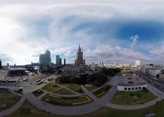 Film 360 Warszawa na Expo w Mediolanie