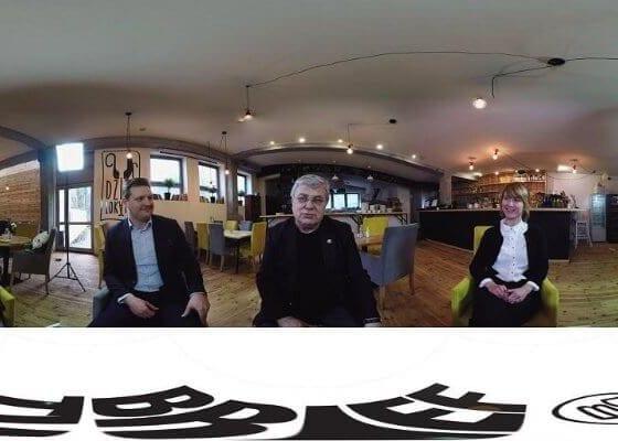 Talkshow Kiszmasz 360 dla Brief