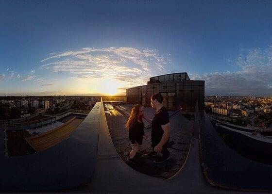 "Film 360 ""Bydgoszcz VR Dance Project"""
