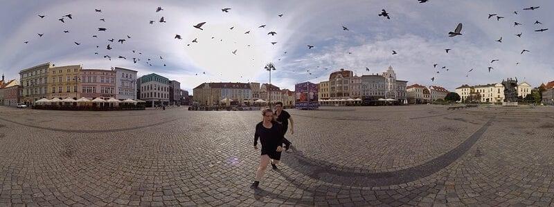 Nasz film 360 o Bydgoszczy na YouTube