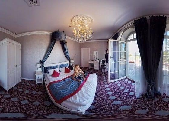 Film 360 dla Pałacu Domaniowskiego