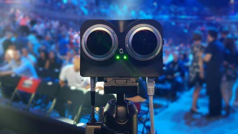 Z Cam K1 Pro VR180 Camera