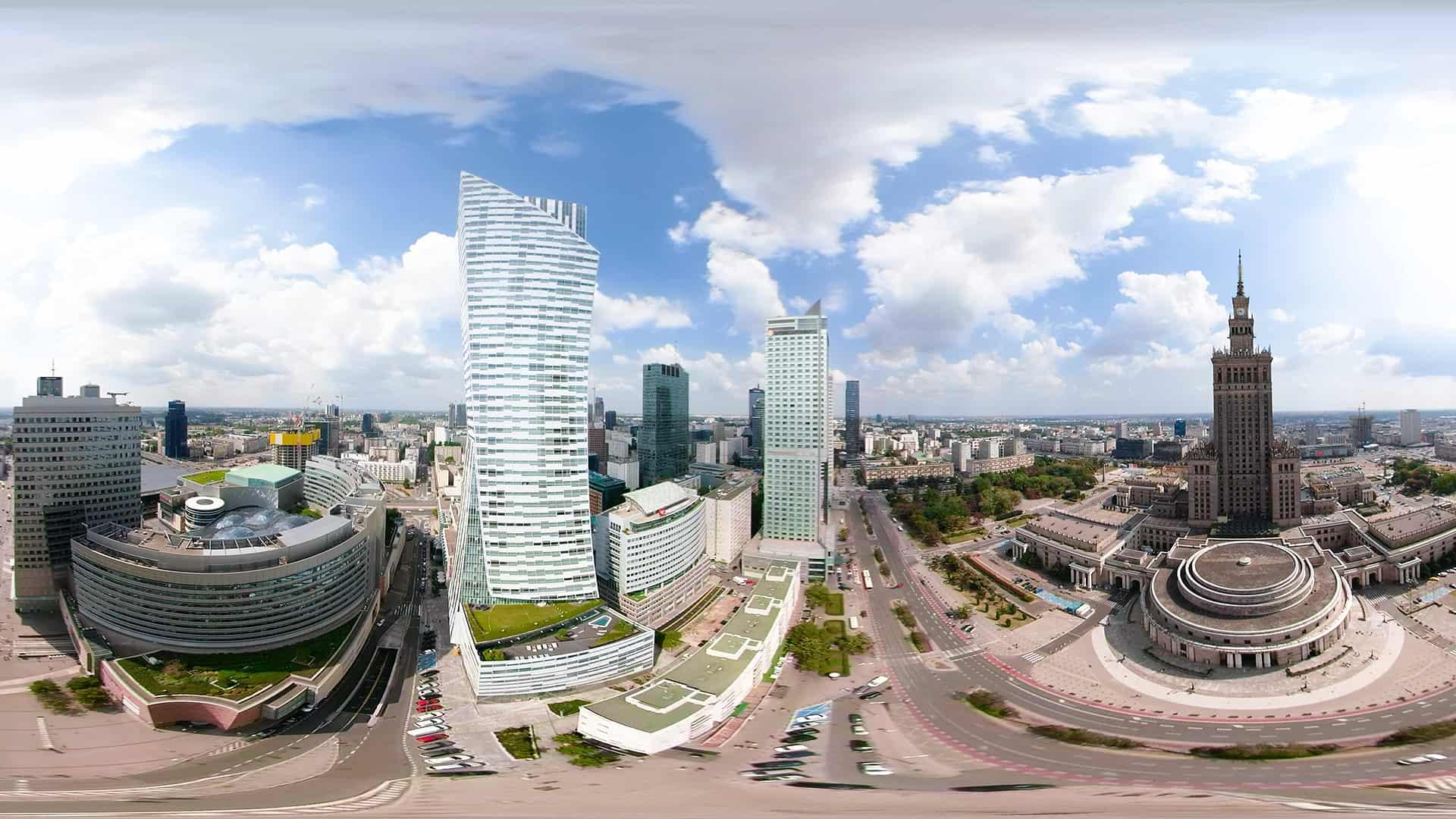CinematicVR - Realizujemy Projekty Na Terenie Całej Polski I Poza Jej Granicami.
