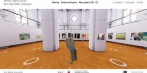 Wirtualna galeria BWA w Rzeszowie