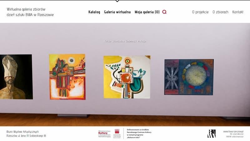 Wirtualna Galeria BWA Rzeszów